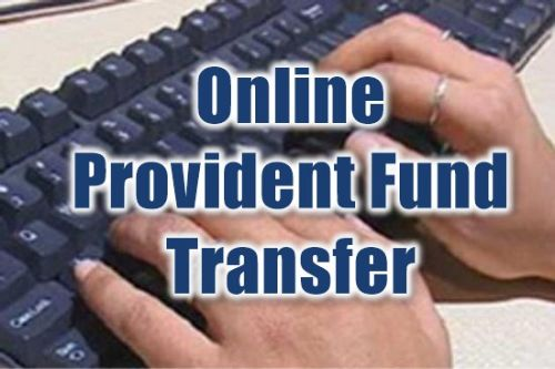 EPF online transfer